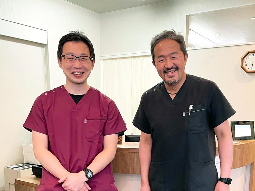 池田先生・安川先生